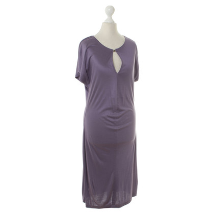 Hugo Boss Jersey dress in purple