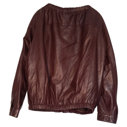 Gucci Gucci Leather Jacket