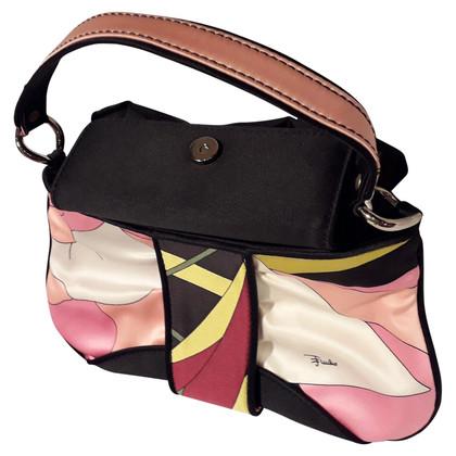 Emilio Pucci Borsa a mano in multicolor
