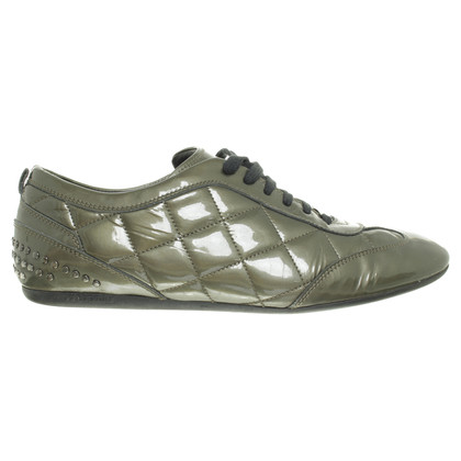 Burberry Sneaker made of patent leather