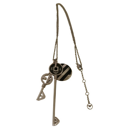 Armani Long necklace with keys