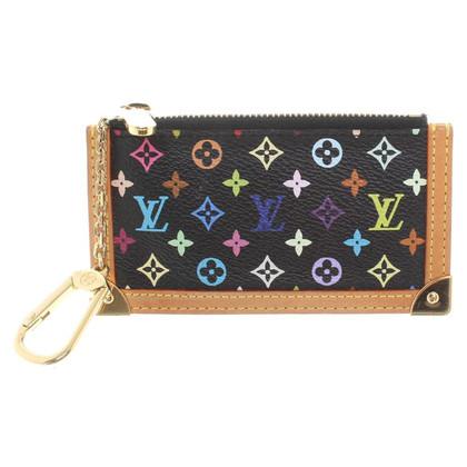 Louis Vuitton Täschchen in Monogram Multicolor Noir