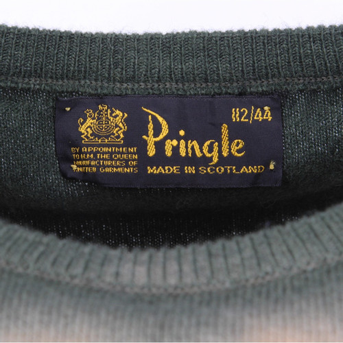 5ebdde7f151537 Pringle of Scotland Pullover aus Wolle - Second Hand Pringle of ...