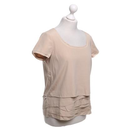 Steffen Schraut Blouse shirt in beige