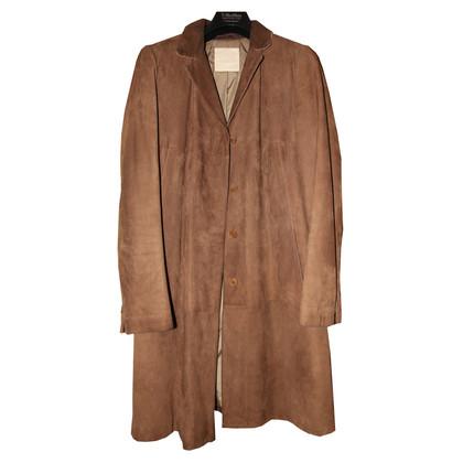Max Mara Max Mara S' suede coat