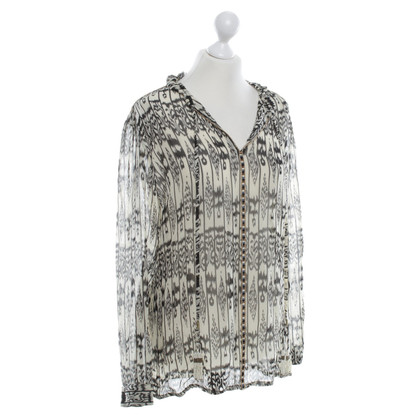 Other Designer Malvin tunic with pattern