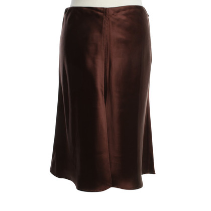 Gianni Versace skirt in brown