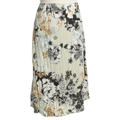 Just Cavalli skirt with floral pattern