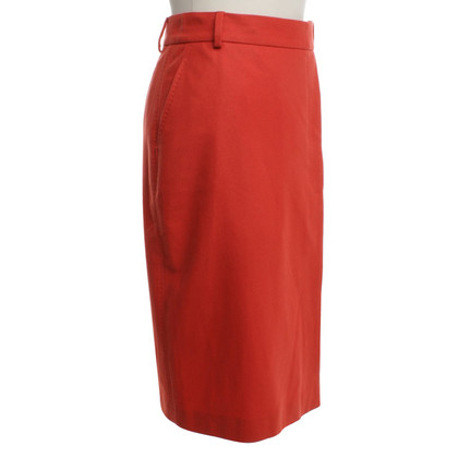 Paul Smith skirt in red