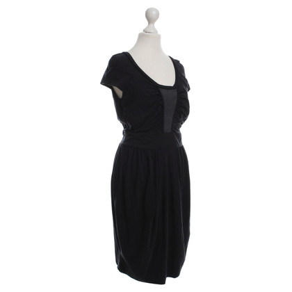 Sport Max Dress in Midnight Blue