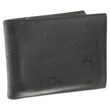 MCM Wallet in zwart