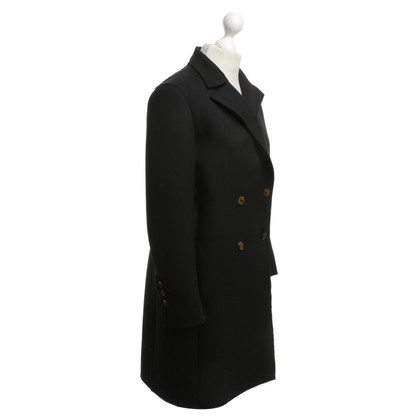 Helmut Lang Coat in black