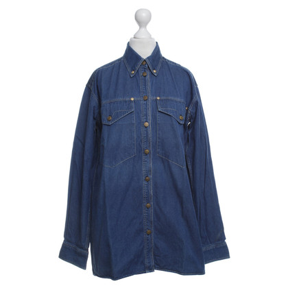 Versace Jeans shirt in blue