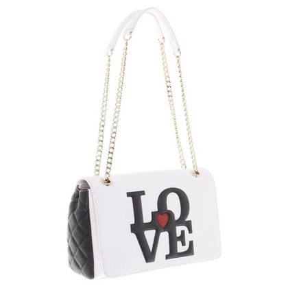 Moschino Love Handbag with lettering