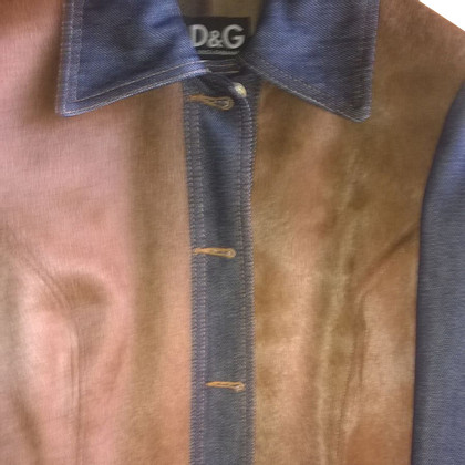 D&G Denim jas