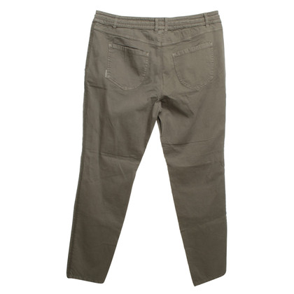 Marc Cain Pants in olive green