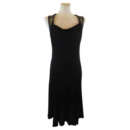 Just Cavalli Dress with waterfall neckline