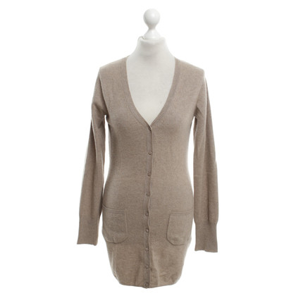 FTC Cashmere cardigan in beige