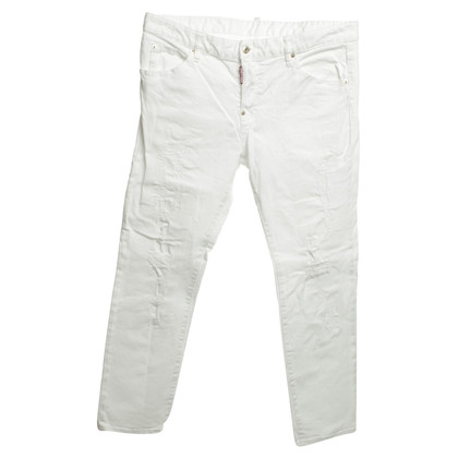 Dsquared2 Jeans in White