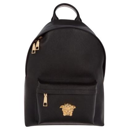 Versace Backpack in Saffianoleder optics