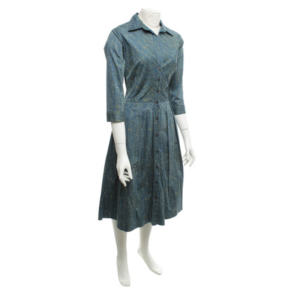Other Designer Samantha Sung - patterned blouse dress