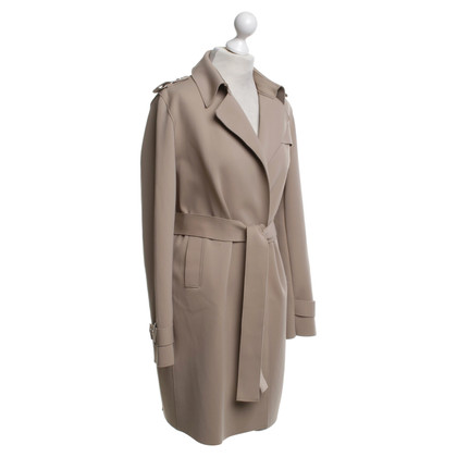 Harris Wharf Trench in beige