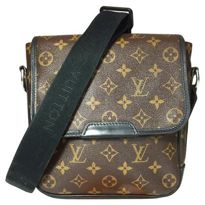 """Louis Vuitton """"Bass PM Monogram Macassar"""""""