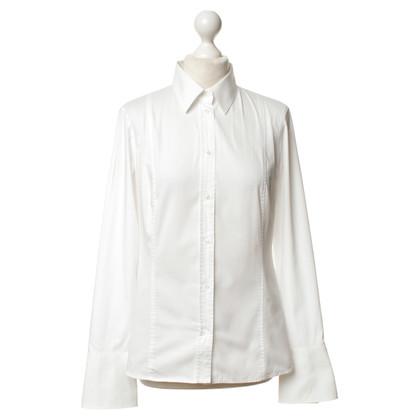 Boss Orange Shirt in white