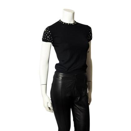 Gianni Versace Top in lana