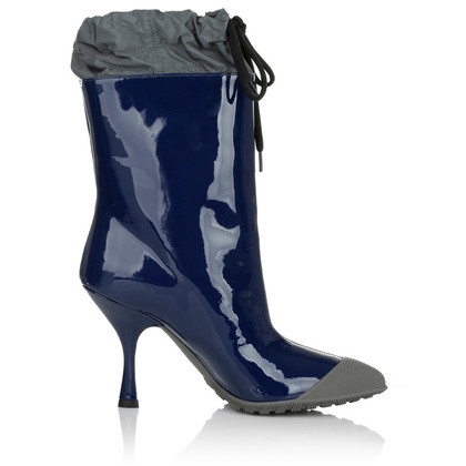 Miu Miu Ankle boots patent leather