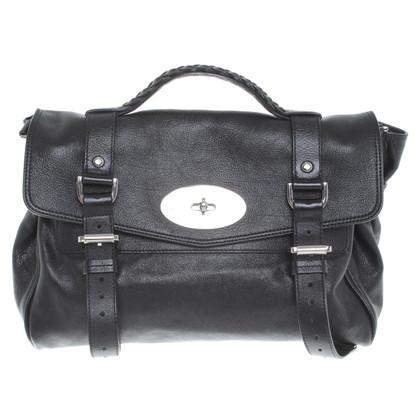 "Mulberry ""Alexa Bag"" in zwart"