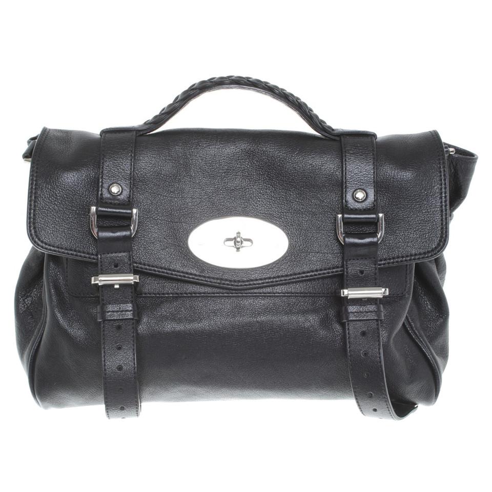 mulberry alexa bag in schwarz second hand mulberry alexa bag in schwarz gebraucht kaufen. Black Bedroom Furniture Sets. Home Design Ideas