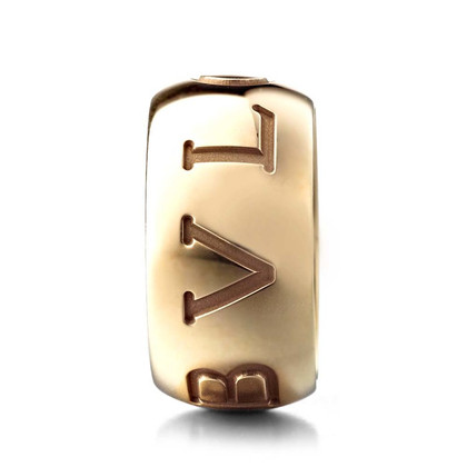 Bulgari Ring aus Gold