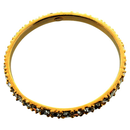 Kenneth Jay Lane Bangle avec strass