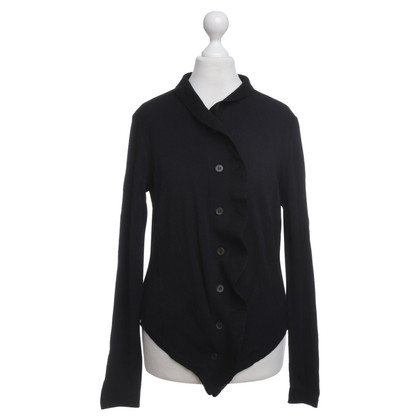 Marc Cain Cardigan in Black