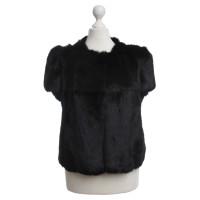 Other Designer Inès & Maréchal - fur vest