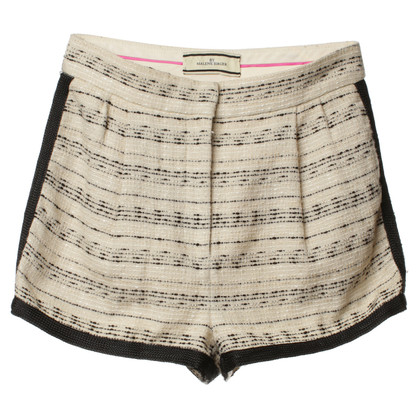 By Malene Birger Shorts mit Web-Muster