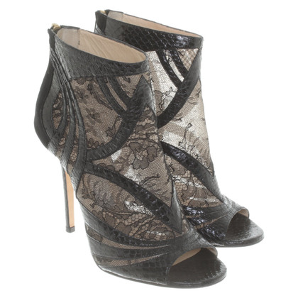Jimmy Choo Ankle boots with lace details