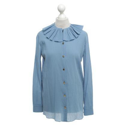 Sonia Rykiel Blouse in blue