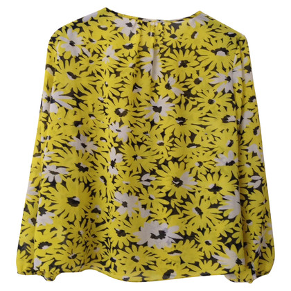 Michael Kors bloemen blouse