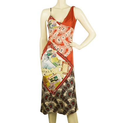 Karen Millen zijden jurk