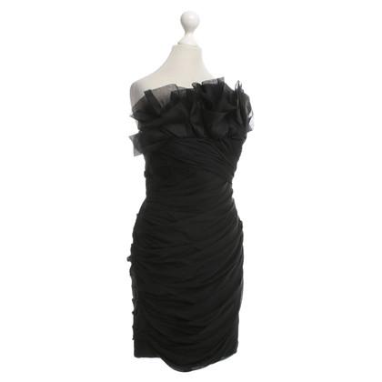 Marchesa Evening dress in black