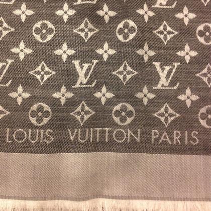 Louis Vuitton Monogramma tela Denim