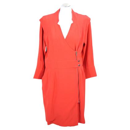 Reiss Kleid in Rot