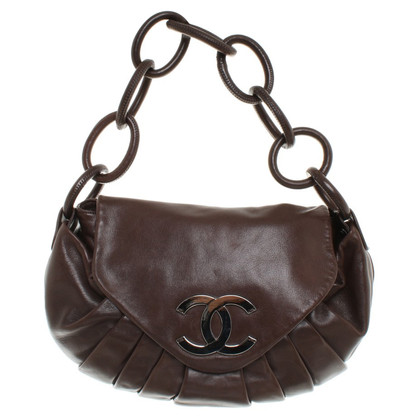Chanel Handtasche in Braun