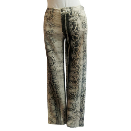 3ae0478c0a Just Cavalli Trousers Cotton - Second Hand Just Cavalli Trousers ...