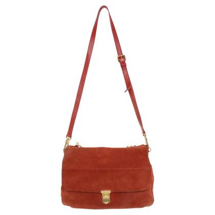 Coccinelle Suede handbag