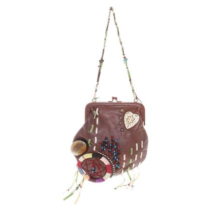 Christian Lacroix Leather bag