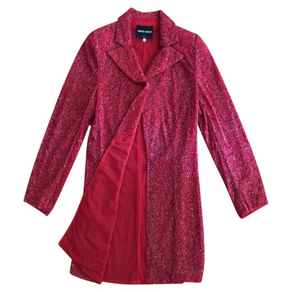 Giorgio Armani Jacket with beads / sequins