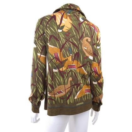 Hermès Shirt in cashmere/silk